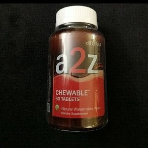 Sealed a2z chewable vitamins
